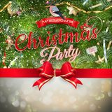 Christmas vintage background. EPS 10 Royalty Free Stock Photos