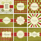 Christmas vintage backgrounds. Royalty Free Stock Photos