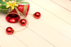 Christmas vintage backgrounds Stock Photos