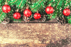Christmas vintage backgrounds Stock Image
