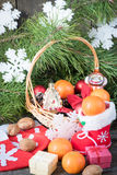 Christmas vintage backgrounds Royalty Free Stock Image