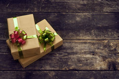 Christmas vintage backgrounds Royalty Free Stock Photo
