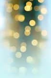Christmas vintage bokeh Royalty Free Stock Photography