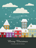 Christmas vintage Royalty Free Stock Images
