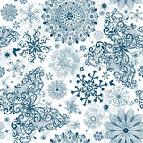 Christmas vintage seamless pattern Royalty Free Stock Photos