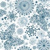Christmas Vintage Seamless Pattern Royalty Free Stock Photos