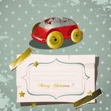 Christmas vintage toy stock photos