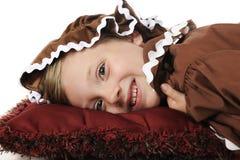 Christmas Wake-Up royalty free stock photos