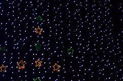 Christmas wall decor Stock Photo