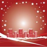 Christmas Wallpaper Stock Photography