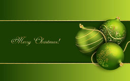 Christmas Wallpaper Royalty Free Stock Image