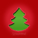 Christmas Wallpaper. Royalty Free Stock Photos