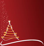 Christmas wallpaper Royalty Free Stock Photos