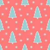Christmas wallpaper pattern Royalty Free Stock Image