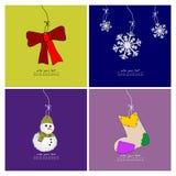 Christmas Wallpapers Stock Photography