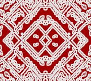 Snowy pattern. Christmas wallpapers. Royalty Free Stock Image
