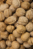 Christmas walnuts Stock Photo