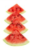 Christmas. water-melon Stock Photos