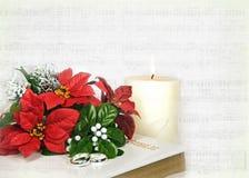Christmas Wedding Song Royalty Free Stock Image
