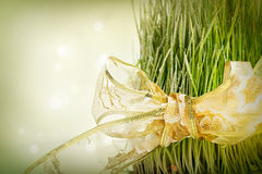 Christmas wheat Stock Photo
