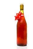 Christmas Wine Stock Photo