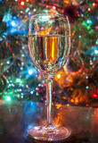 Christmas Wine Stock Images