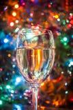 Christmas Wine Stock Image