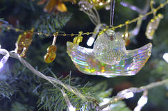 Christmas wing Royalty Free Stock Photos