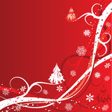 Christmas winter background,  Royalty Free Stock Photos