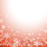 Christmas winter background Stock Photo