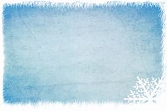 Christmas winter background Stock Photos