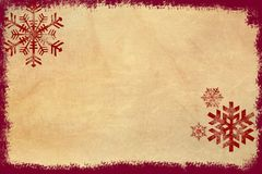 Christmas winter background Royalty Free Stock Photos