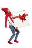 Christmas, winter holidays concept Stock Photo