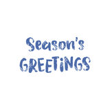 Christmas and winter theme poster vector illustration