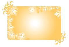 Christmas Winter Vector Backgr Royalty Free Stock Photos