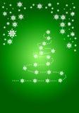 Christmas Winter Vector Backgr. Ound Design Stock Photo