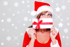 Christmas wish Stock Photo