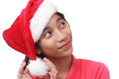 Christmas wish Stock Photography