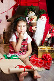 Christmas wish Royalty Free Stock Photography