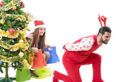 Christmas Wish Stock Images