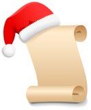 Christmas wish list Stock Image