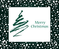 Christmas wishes Stock Images