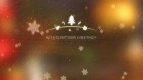 Christmas Wishes stock footage