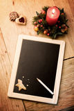 Christmas wishlist Royalty Free Stock Photography