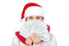 Christmas women Stock Photography