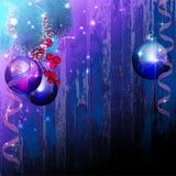 Christmas wood background Royalty Free Stock Image