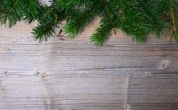 Christmas wood background Royalty Free Stock Photo