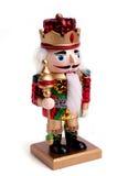Christmas Wooden Nutcracker Stock Image