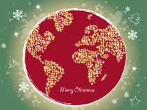 Christmas world Stock Images