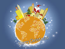 Christmas world Royalty Free Stock Photos